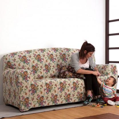 Funda de sofa multielástica Fabiola