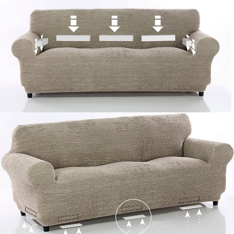 Sofabezug Befestigungskit